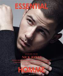 Essential Homme issue June-July 2016