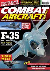 Combat Aircraft issue European Edition - Vol 12 No 7