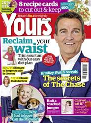Yours issue May / June 2016