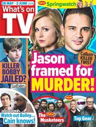 What's on TV issue 28th May 2016