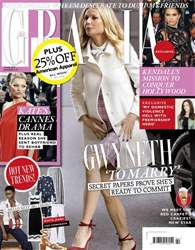 Grazia issue 30th May 2016
