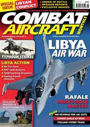 Combat Aircraft issue European Edition - Vol 12 No 6