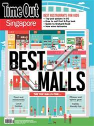 Time Out Singapore issue June 2016