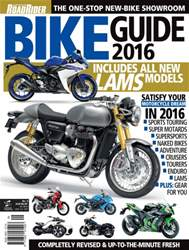 Road Rider Bike Guide issue Issue#9 2016