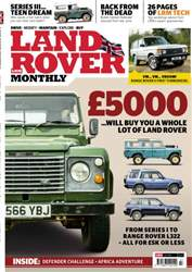 Land Rover Monthly issue July 2016