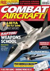 Combat Aircraft issue European Edition - Vol 12 No 5