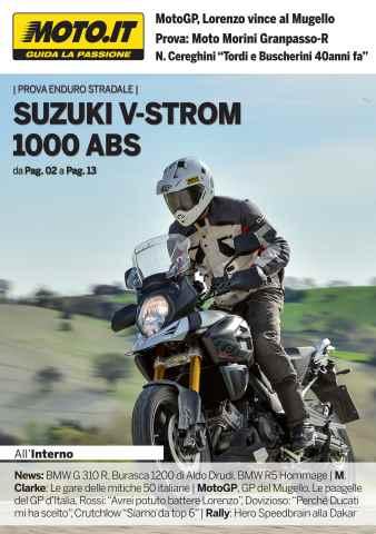 Moto.it Magazine issue Moto.it Magazine N. 246