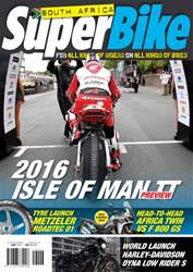 SuperBike South Africa issue June 2016