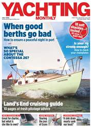 Yachting Monthly issue July 2016