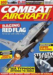 Combat Aircraft issue European Edition - Vol 12 No 4