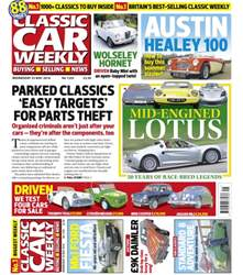 Classic Car Weekly issue 25th May 2016