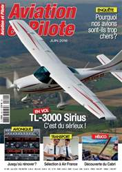 Aviation et Pilote issue June 2016