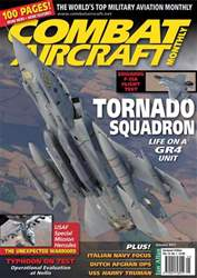 Combat Aircraft issue European Edition - Vol 12 No 1