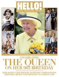 Hello! Magazine issue Queens 90th birthday