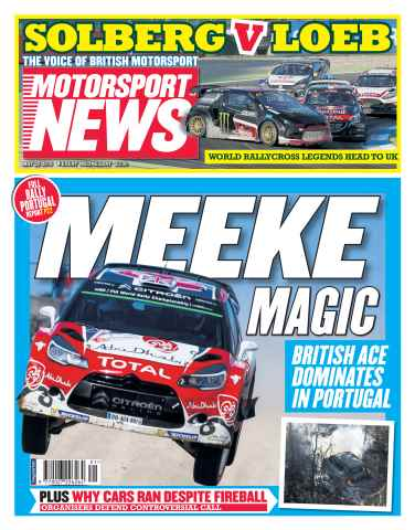 Motorsport News issue 25th May 2016