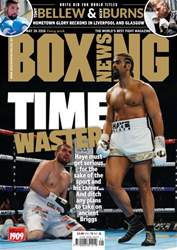 Boxing News UK issue 24/05/2016