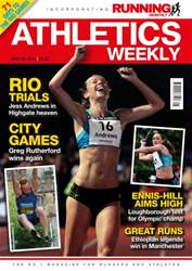 Athletics Weekly issue 26/05/2016