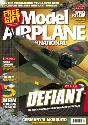 Model Airplane International issue 131