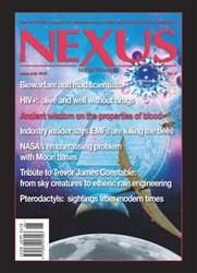 Nexus Magazine issue Jun-Jul 2016