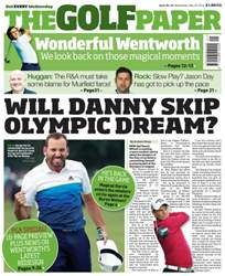 The Golf Paper issue 25th May 2016