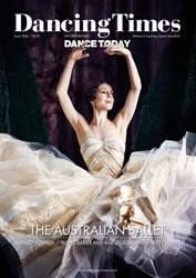 Dancing Times issue June 2016