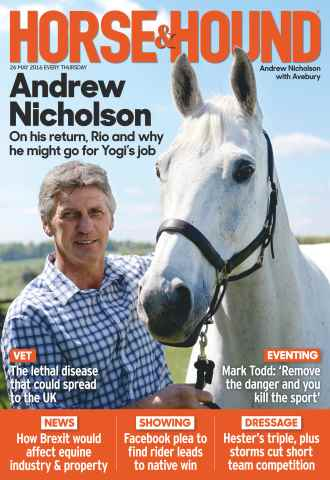 Horse & Hound issue 26th May 2016