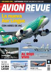 Avion Revue Internacional España issue Número 408
