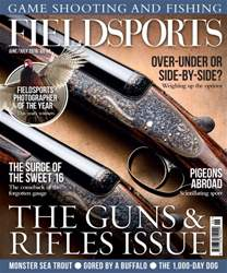 Fieldsports issue Fieldsports June/July 2016