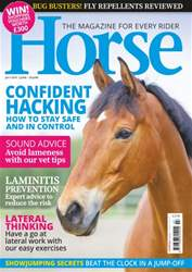Horse issue July 2016