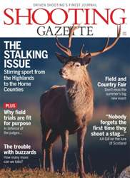 Shooting Gazette issue June 2016