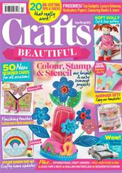 Crafts Beautiful issue Jul-16