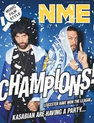 NME issue 27th May 2016