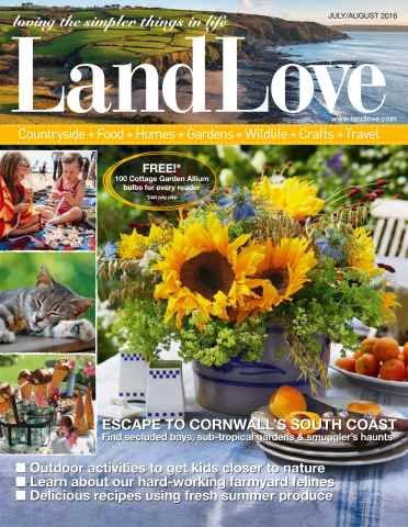 LandLove Magazine Preview 1