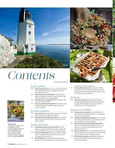LandLove Magazine Preview 4