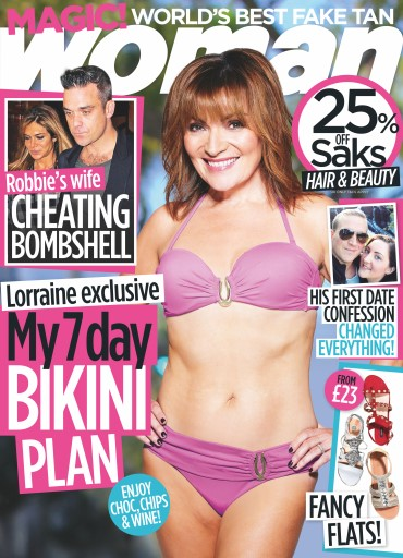 Woman issue 6th June 2016