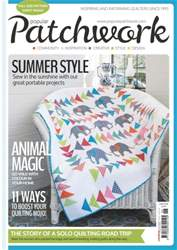 Popular Patchwork Magazine issue June 2016