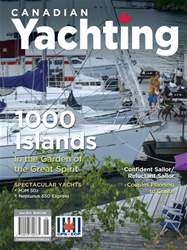 Canadian Yachting issue June 2016