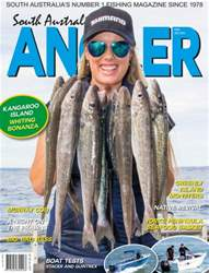 South Australian Angler (SA Angler) issue South Australian Angler June/July 2016