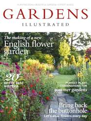 Gardens Illustrated issue June 2016