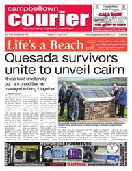 Campbeltown Courier issue 27th May 2016