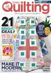 Love Patchwork & Quilting issue Issue 35