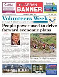 Arran Banner issue 28th May 2016