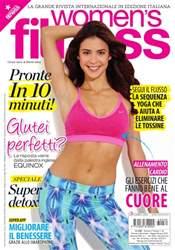 Womens Fitness Italia issue women's fitness 30