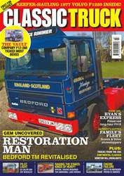 Classic Truck issue No. 27 Restoration Man