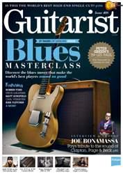 Guitarist issue July 2016