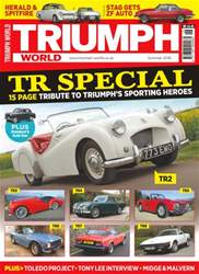 Triumph World issue No.161- TR Special