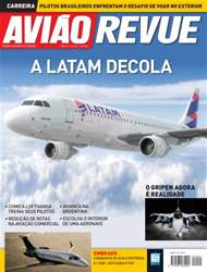 Aviao Revue issue Número 201
