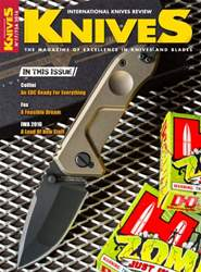 KNIVES INTERNATIONAL issue Maggio 2016
