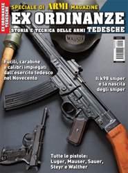 ARMI MAGAZINE issue Ex Ordinanze tedesche