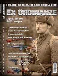ARMI MAGAZINE issue EX-ORDINANZE EST EUROPA